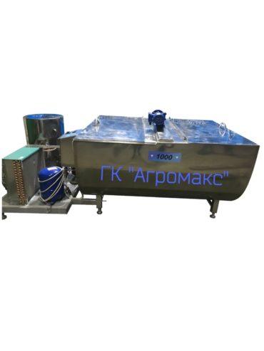 Установка охлаждения молока УОМОТ (ванна)